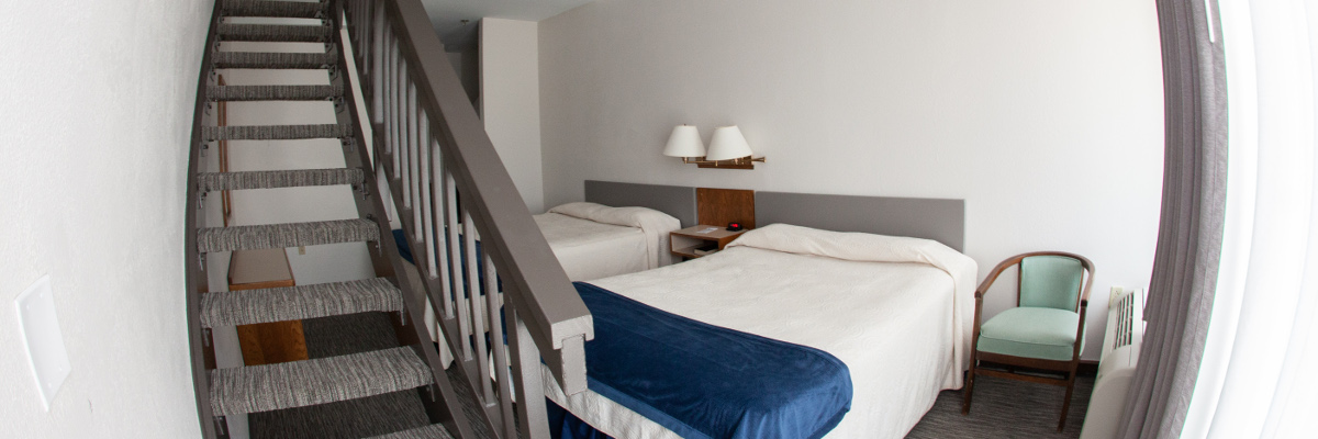 Image of Trout Lodge Loft Suites room